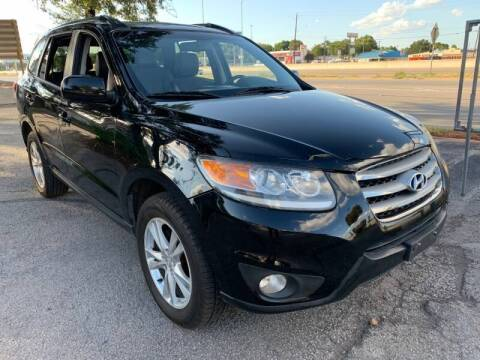 2012 Hyundai Santa Fe for sale at AWESOME CARS LLC in Austin TX