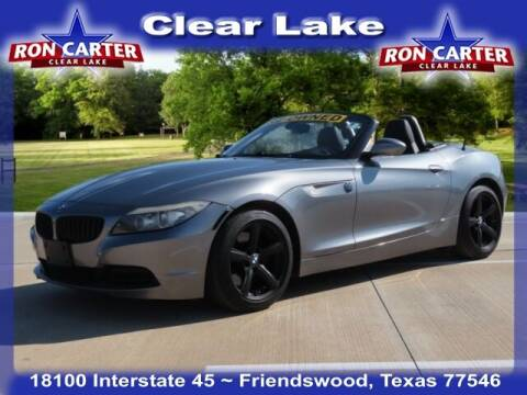 2009 BMW Z4 for sale at Ron Carter  Clear Lake Used Cars in Houston TX
