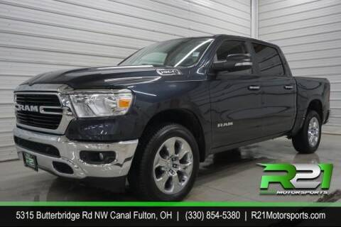 2020 RAM Ram Pickup 1500 for sale at Route 21 Auto Sales in Canal Fulton OH