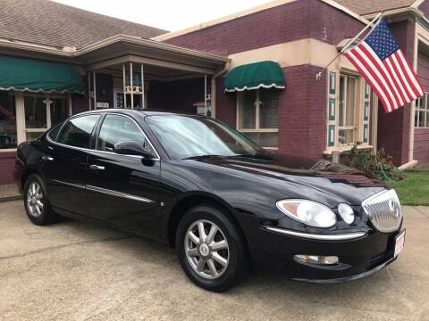 2008 Buick LaCrosse for sale at Firestation Auto Center in Tyler TX