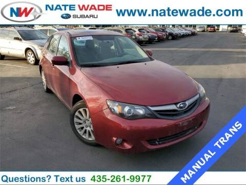 2011 Subaru Impreza for sale at NATE WADE SUBARU in Salt Lake City UT