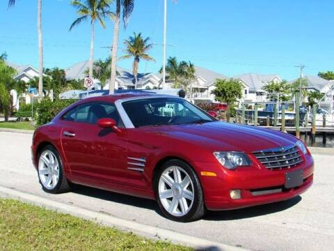 2004 Chrysler Crossfire for sale at Auto Quest USA INC in Fort Myers Beach FL