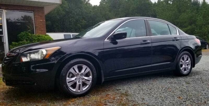 2012 Honda Accord for sale at Progress Auto Sales in Durham NC