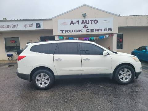 2012 Chevrolet Traverse for sale at A-1 AUTO AND TRUCK CENTER in Memphis TN