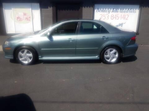 2004 Mazda MAZDA6 for sale at Bonney Lake Used Cars in Puyallup WA