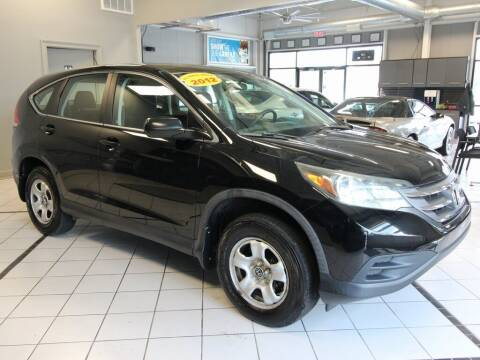 2012 Honda CR-V for sale at Crossroads Car & Truck in Milford OH