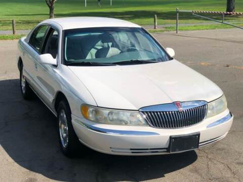 2001 Lincoln Continental for sale at Choice Motor Car in Plainville CT