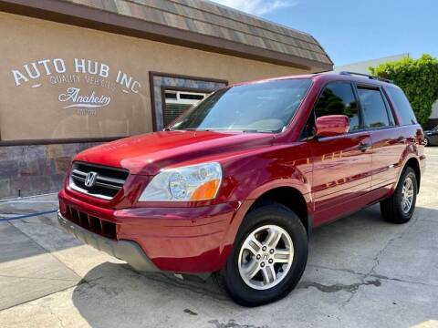 2004 Honda Pilot for sale at Auto Hub, Inc. in Anaheim CA