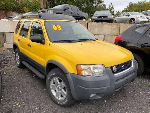 2003 Ford Escape for sale at Noah Auto Sales in Philadelphia PA