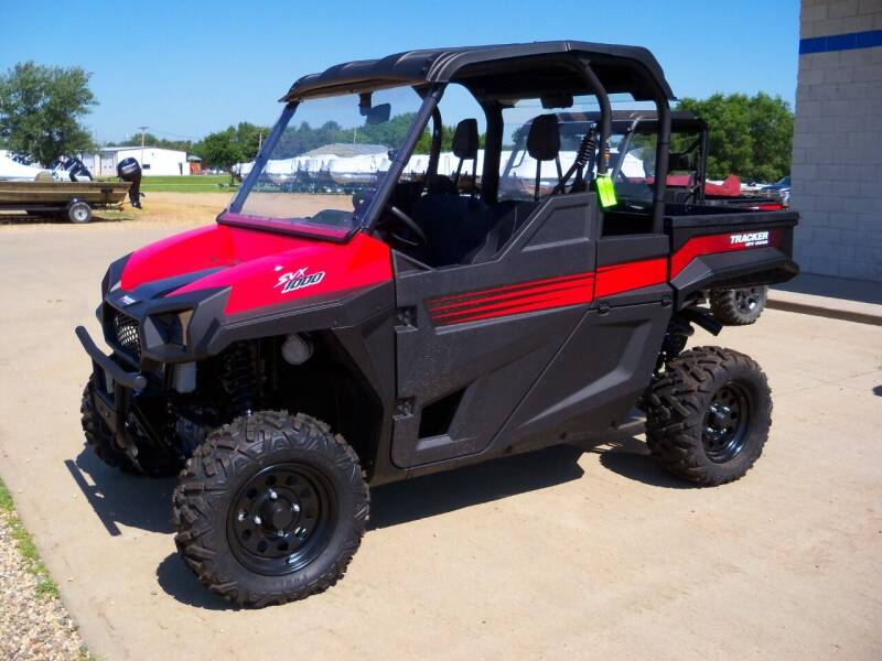 2020 TRACKER OFF ROAD SVX1000 for sale at Tyndall Motors in Tyndall SD