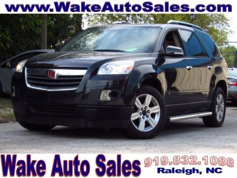 2009 Saturn Outlook for sale at Wake Auto Sales Inc in Raleigh NC