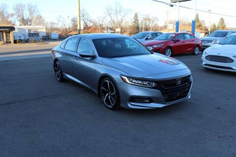 2019 Honda Accord for sale at Go2Motors in Redford MI