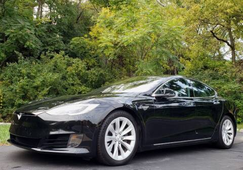2016 Tesla Model S for sale at The Motor Collection in Columbus OH