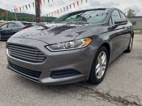 2013 Ford Fusion for sale at BBC Motors INC in Fenton MO