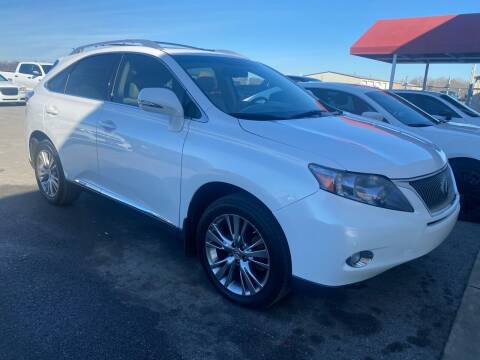 2011 Lexus RX 450h for sale at All American Autos in Kingsport TN