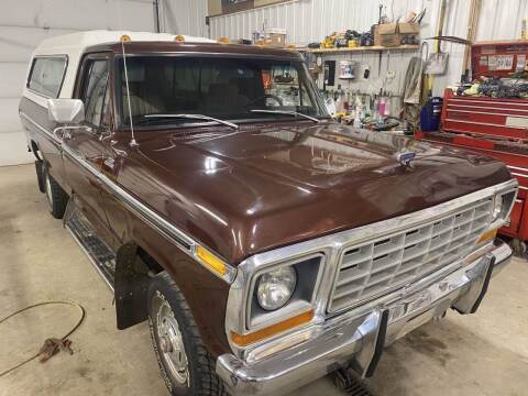 1977 Ford F-150 for sale at B & B Auto Sales in Brookings SD
