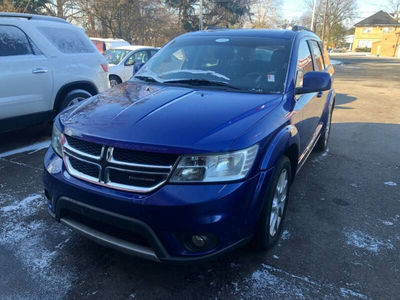 2012 Dodge Journey for sale at Right Place Auto Sales in Indianapolis IN