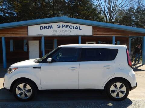 2015 Kia Soul for sale at DRM Special Used Cars in Starkville MS