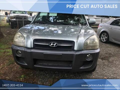 2006 Hyundai Tucson for sale at Price Cut Auto Sales in Orlando FL