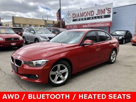 2013 BMW 3 Series for sale at Diamond Jim's West Allis in West Allis WI