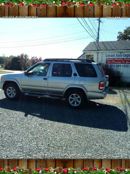 2003 Nissan Pathfinder for sale at Locust Auto Imports in Locust NC