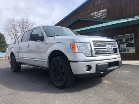 2009 Ford F-150 for sale at Coeur Auto Sales in Hayden ID