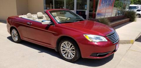 2011 Chrysler 200 Convertible for sale at Swift Auto Center of North Platte in North Platte NE