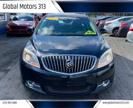 2012 Buick Verano for sale at Global Motors 313 in Detroit MI