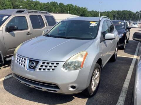 2009 Nissan Rogue for sale at J & R Auto Group in Durham NC