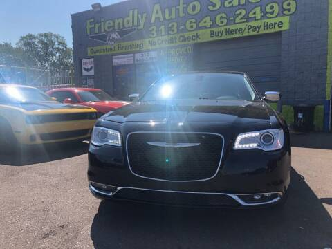 2017 Chrysler 300 for sale at Friendly Auto Sales in Detroit MI