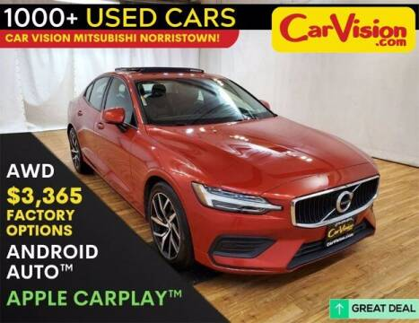 2020 Volvo S60 for sale at Car Vision Buying Center in Norristown PA