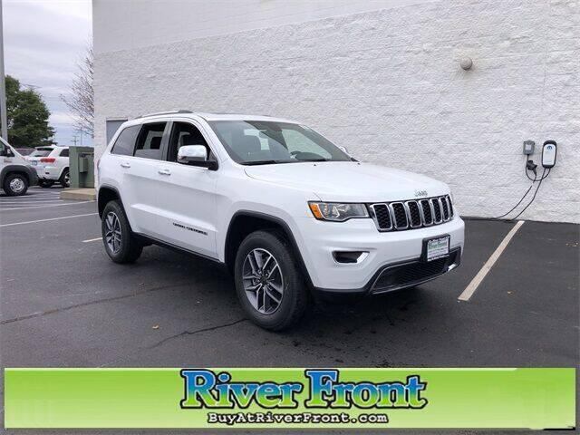 2021 Jeep Grand Cherokee for sale in North Aurora, IL
