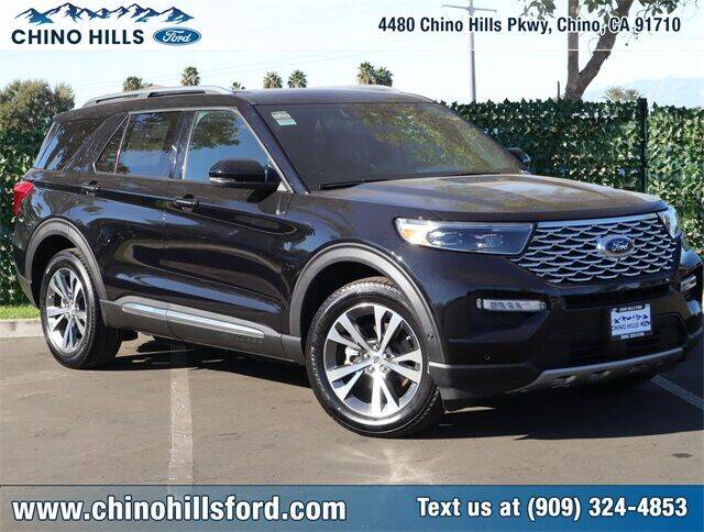 2020 Ford Explorer for sale in Canoga Park, CA
