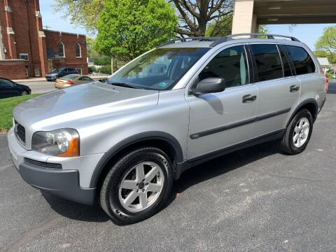 2004 Volvo XC90 for sale at On The Circuit Cars & Trucks in York PA