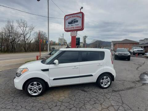 2011 Kia Soul for sale at Ford's Auto Sales in Kingsport TN