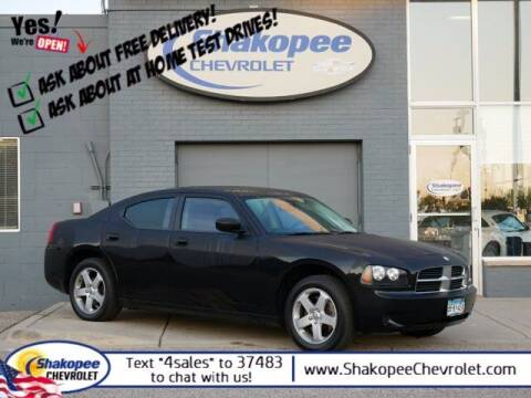 2010 Dodge Charger for sale at SHAKOPEE CHEVROLET in Shakopee MN