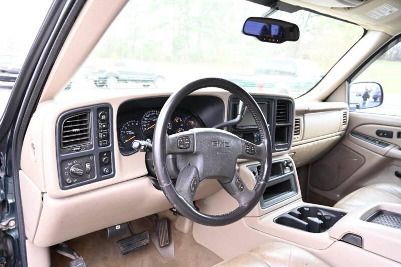 2005 GMC Sierra 1500 4dr Extended Cab SLT 4WD SB - Hurt VA