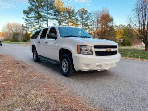 2012 Chevrolet Suburban for sale at H&C Auto in Oilville VA