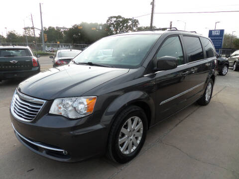 2015 Chrysler Town and Country for sale at West End Motors Inc in Houston TX