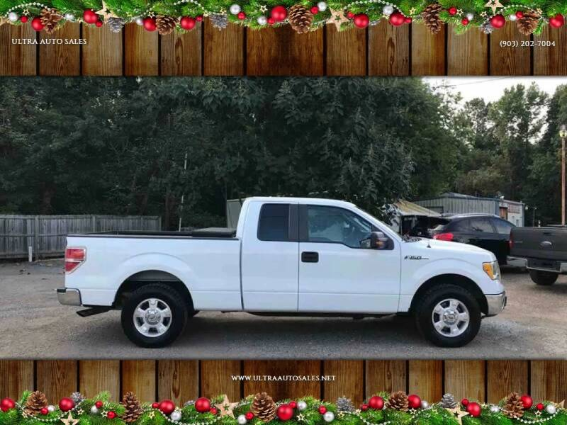 2010 Ford F-150 for sale at ULTRA AUTO SALES in Whitehouse TX