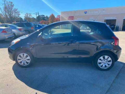 2008 Toyota Yaris for sale at Ridetime Auto in Suffolk VA