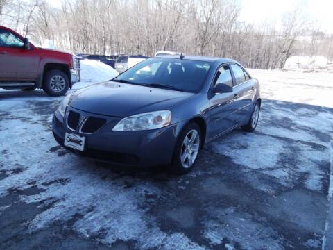 2009 Pontiac G6 for sale at Clucker's Auto in Westby WI