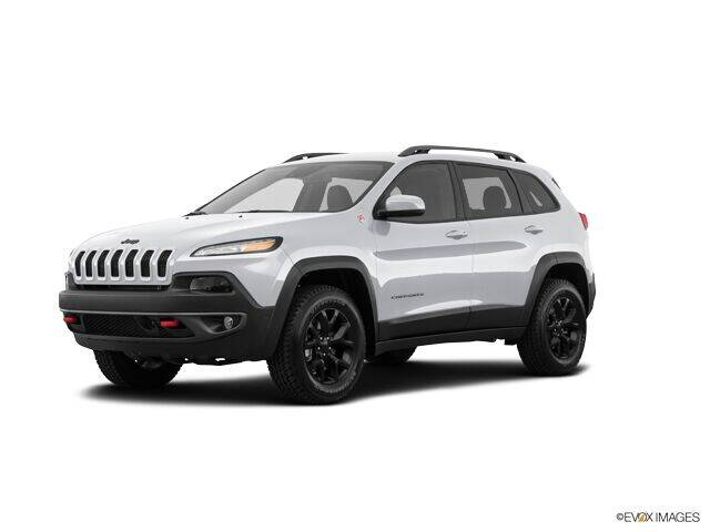 2018 Jeep Cherokee for sale at TETERBORO CHRYSLER JEEP in Little Ferry NJ