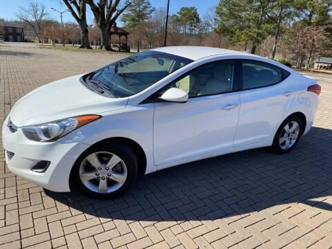 2011 Hyundai Elantra for sale at JES Auto Sales LLC in Fairburn GA