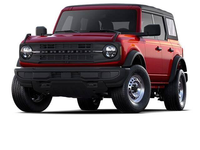 2021 Ford Bronco for sale in Newton, IL