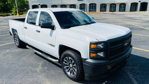 2014 Chevrolet Silverado 1500 for sale at H & B Auto in Fayetteville AR