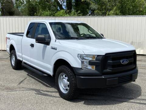 2016 Ford F-150 for sale at Miller Auto Sales in Saint Louis MI