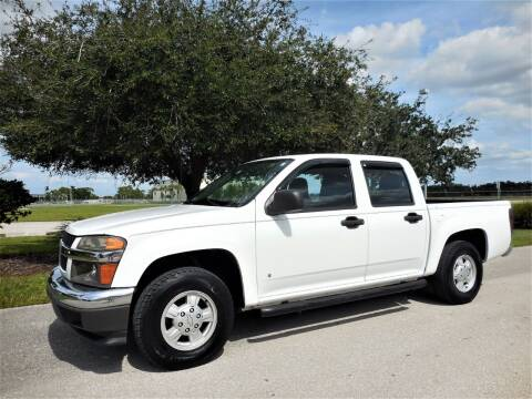 2006 Chevrolet Colorado for sale at Performance Autos of Southwest Florida in Fort Myers FL