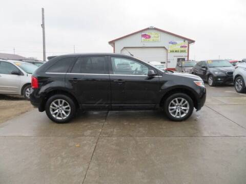 2013 Ford Edge for sale at Jefferson St Motors in Waterloo IA