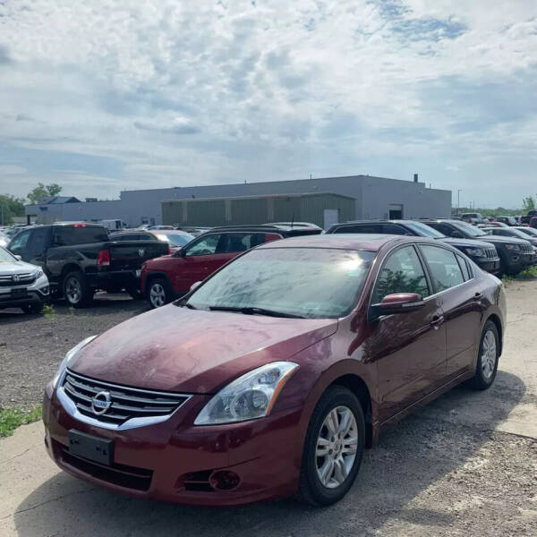 2010 Nissan Altima for sale at American & Import Automotive in Cheektowaga NY